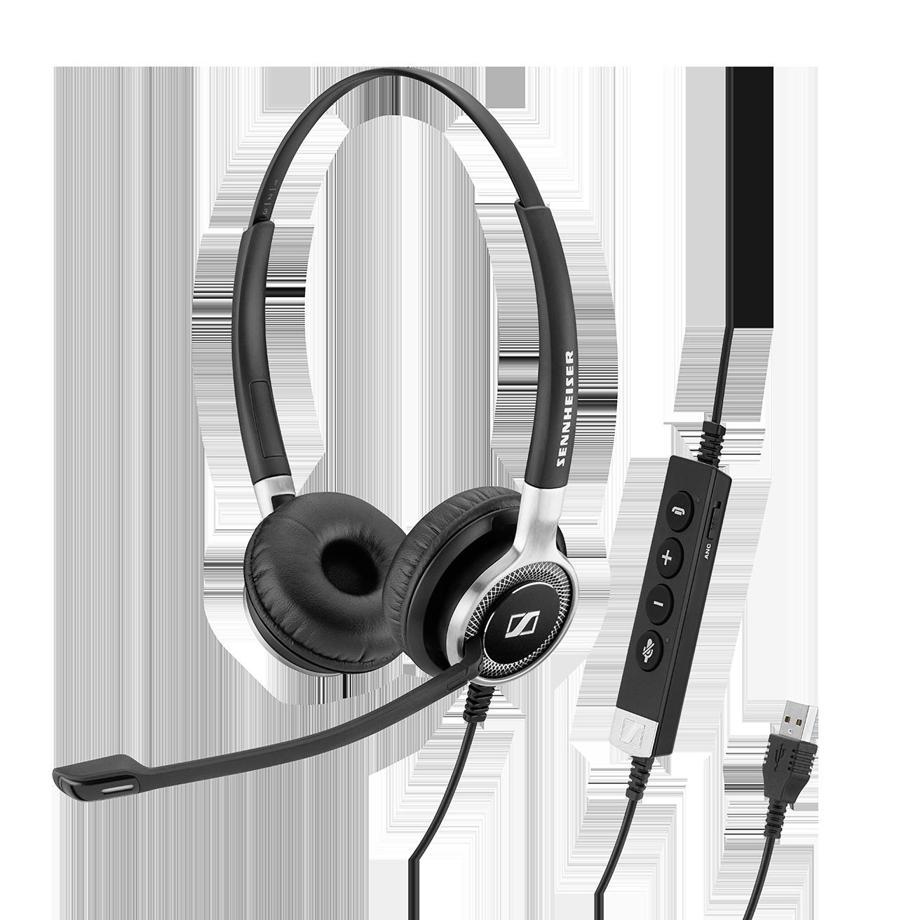 Sennheiser Century™ SC 660 ANC USB Headset