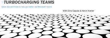 Turbocharging Teams