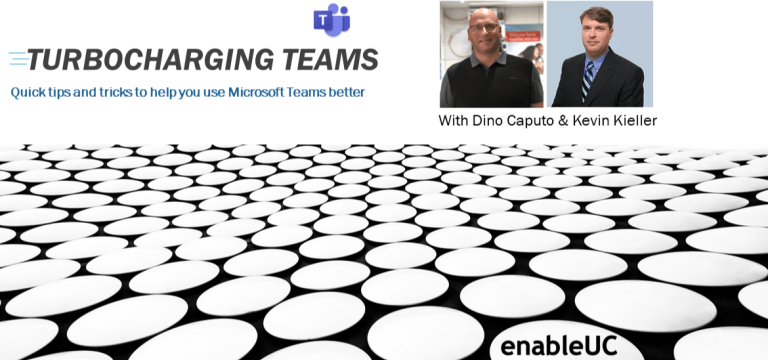 Turbocharging Teams - Kevin Kieller and Dino Caputo