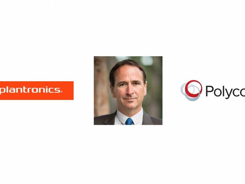 Plantronics Polycom New Company Announcement
